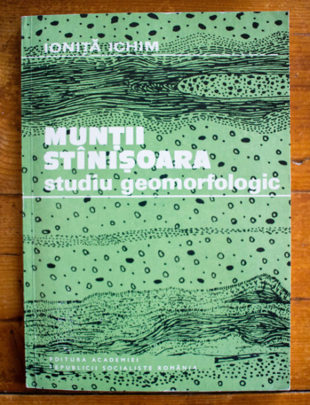 Ionita Ichim - Muntii Stanisoara. Studiu geomorfologic