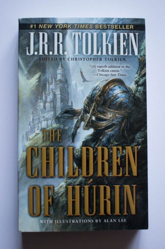J.R.R. Tolkien - The Children of Hurin