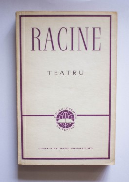 Jean Racine - Teatru