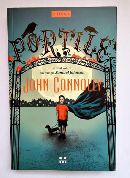 John Connolly - Portile