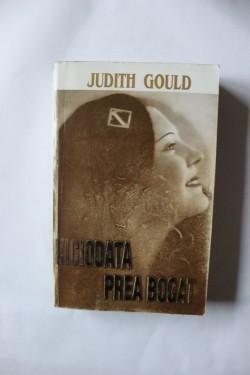 Judith Gould - Niciodata prea tarziu