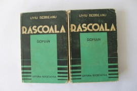 Liviu Rebreanu - Rascoala (2 vol., editie interbelica)