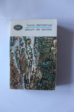 Lucia Demetrius - Album de familie