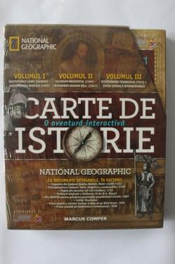 Marcus Cowper - Carte de istorie (3 vol., in caseta speciala)