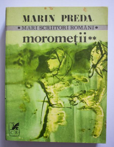 Marin Preda - Morometii (vol. II)