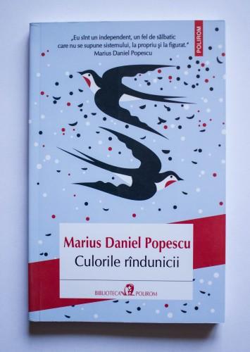 Marius Daniel Popescu - Culorile randunicii