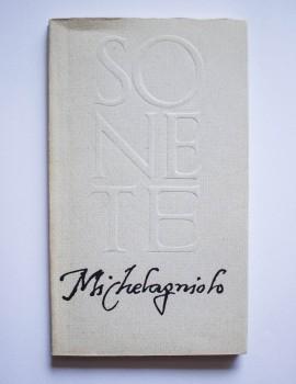 Michelangelo - Sonete (editie bilingva, romano-italiana)