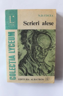 N.D. Cocea - Scrieri alese