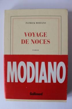 Patrick Modiano - Voyage de noces (editie in limba franceza)