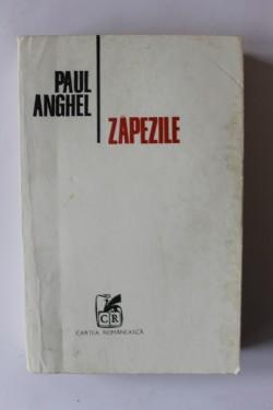 Paul Anghel - Zapezile