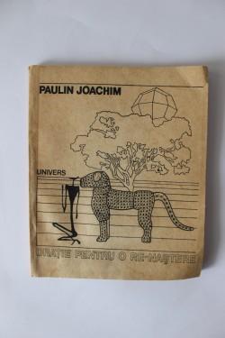 Paulin Joachim - Oratie pentru o re-nastere