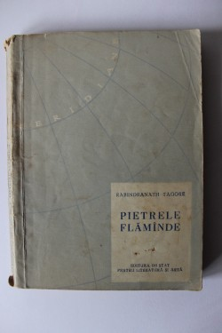 Rabindranath Tagore - Pietrele flamande