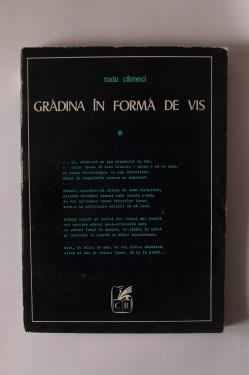 Radu Carneci - Gradina in forma de vis