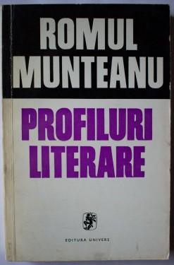 Romul Munteanu - Profiluri literare