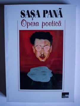 Sasa Pana - Opera poetica