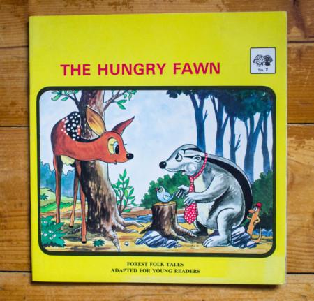 Snezana Pejacovic - The Hungry Fawn