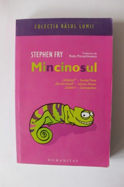 Stephen Fry - Mincinosul