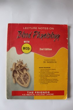 Poze Tahseen Zia - Lectures notes on Blood Physiology (editie in limba engleza)