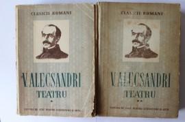 V. Alecsandri - Teatru (2 vol.)