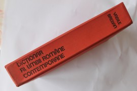 Vasile Breban - Dictionar al limbii romane contemporane (editie hardcover)