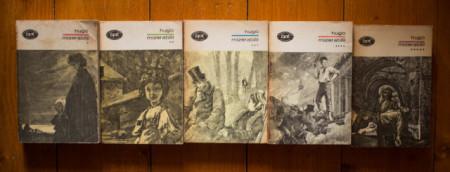Victor Hugo - Mizerabilii (5 vol.)