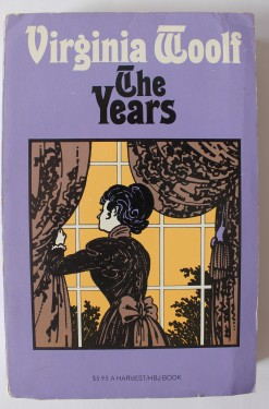 Poze Virginia Woolf - The years