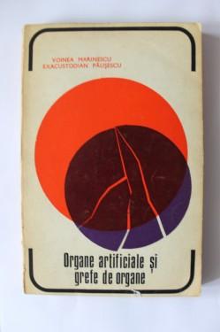 Voinea Marinescu, Exacustodian Pausescu - Organe artificiale si grefe de organe