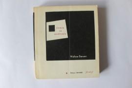 Wallace Stevens - Lumea ca meditatie