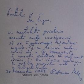 Octavian Paler - Mitologii subiective (cu autograf)