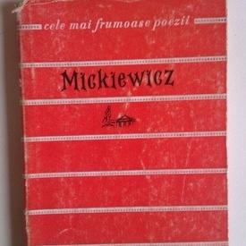 Adam Mickiewicz - Poezii. Cele mai frumoase poezii