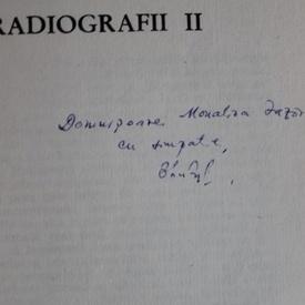 Petru Poanta - Radiografii 2 (cu autograf)