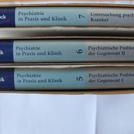 Psychiatrie in Praxis und Klinik (editie hardcover in limba germana, vol. 5, 6, 7 - volume in casete speciale)
