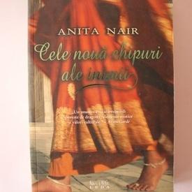 Anita Nair - Cele noua chipuri ale inimii
