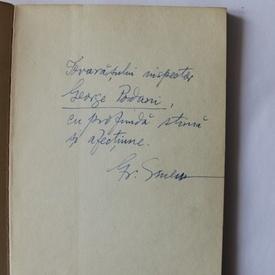 Grigore Smeu - Pelerinaj (cu autograf)