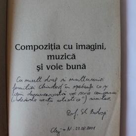 Gheorghe Bodrogi - Compozitia cu imagini, muzica si voie buna (cu autograf)