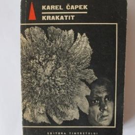 Karel Capek - Krakatit