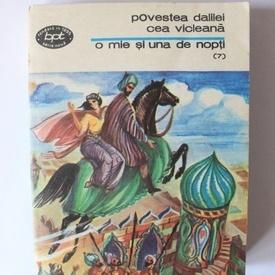 O mie si una de nopti - Povestea Dalilei cea vicleana (vol. 7 din serie)