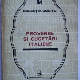 Colectiv autori - Proverbe si cugetari italiene