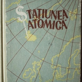 Halldor Laxness - Statiunea atomica (editie hardcover)