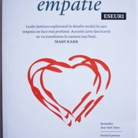 Leslie Jamison - Probe de empatie. Eseuri