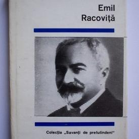 C. Motas, C. A. Ghica - Emil Racovita - fondatorul biospeologiei (editie hardcover)