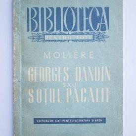 Moliere - Georges Dandin sau sotul pacalit