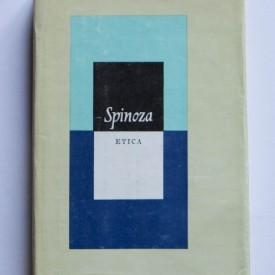 Baruch Spinoza - Etica (editie hardcover)