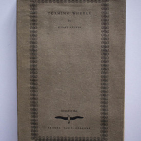 Stuart Cloete - Turning Wheels (editie hardcover, interbelica)