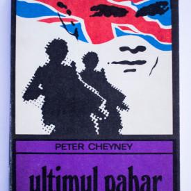 Peter Cheyney - Ultimul pahar