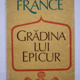 Anatole France - Gradina lui Epicur