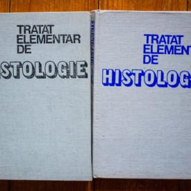 V. V. Papilian, Gh. V. Rosca - Tratat elementar de histologie (2 vol., editie hardcover)