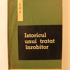 A. Niri - Istoricul unui tratat inrobitor