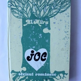 Al. Mitru - Joc (editie bibliofila, hardcover)