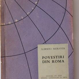 Alberto Moravia - Povestiri din Roma